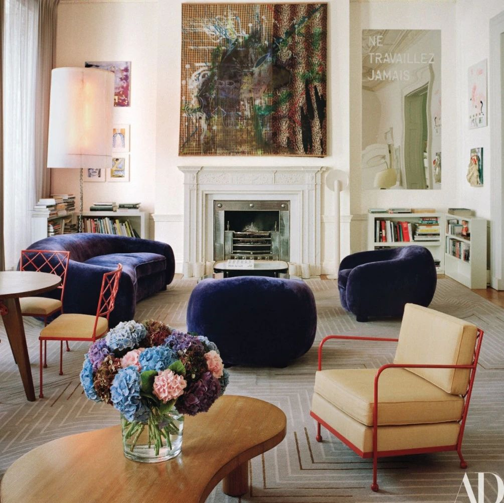 五位顶级艺术收藏者的家