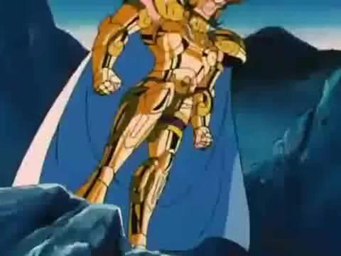 圣斗士:人马座黄金圣斗士的最后一战,艾欧洛斯VS修罗