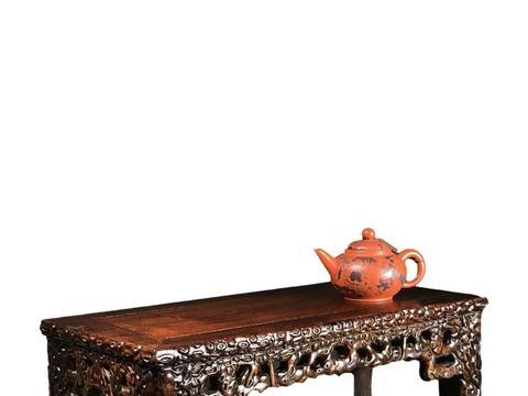 品鉴:花梨木炕桌