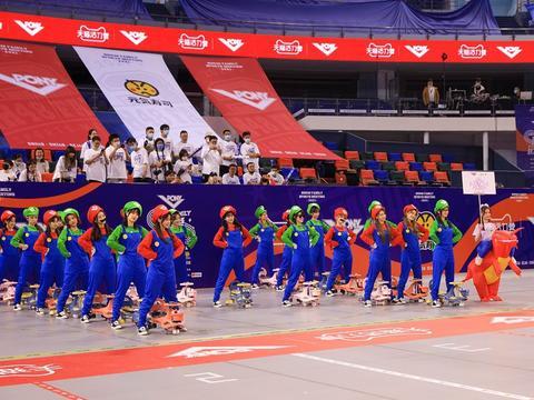 SNH48 FAMILY第三届偶像运动会圆满举办 百余少女赛场争锋