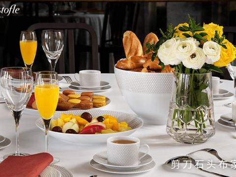 法国Christofle餐具 引领时代前沿审美的银器