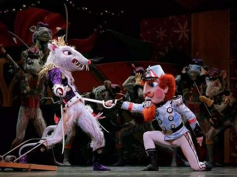 《胡桃夹子》令人不安的起源:曾是世界上最恐怖的芭蕾舞剧