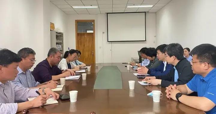 邯郸丛台区区长王立伟到西北农林科技大学交流考察