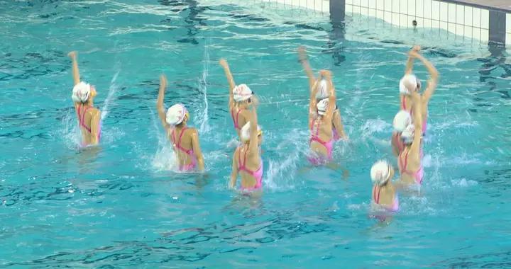 第14届全运会花样游泳资格赛暨2021年全国花样游泳冠军赛 明起在江门举行