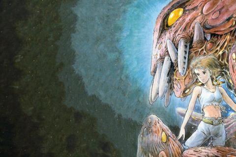 """风之谷:人不如虫系列,娜乌西卡是""""人""""中神明,结局悲凉"""