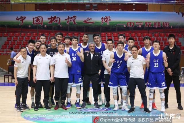 专访解立彬:北京男篮配得上晋级全运会决赛圈,我和队员一起成长