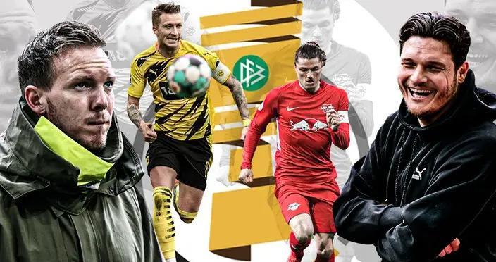 多特莱比锡决战德国杯,争的是奖杯还是二当家?