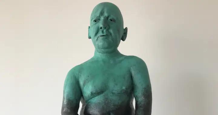 女艺术家罗伊(Roy)——创意雕塑 您的呼吸