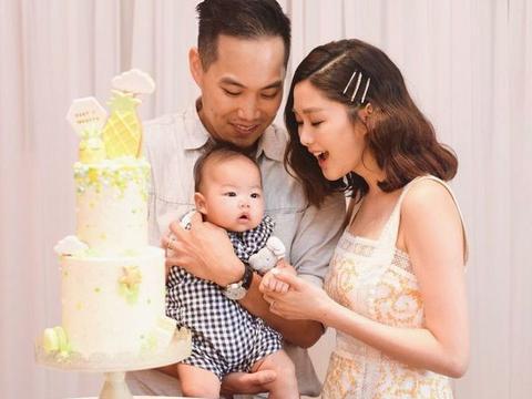 TVB花旦岑丽香二胎生子:请多多指教