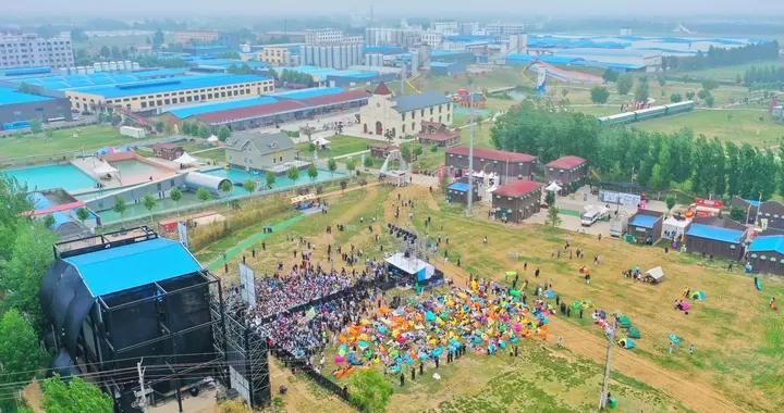 平原县文化旅游惠民消费季暨盛堡啤酒音乐艺术活动启动