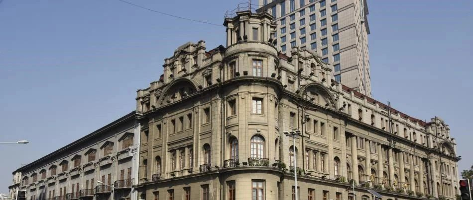 【记忆】建筑可阅读:浦江边的这座百年建筑,曾亮起中国首盏电灯
