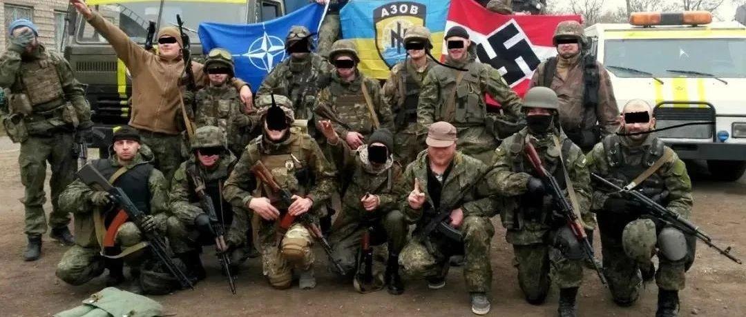 乌克兰青年居然向红军老兵行纳粹礼?!新纳粹这帮人都是什么玩意?