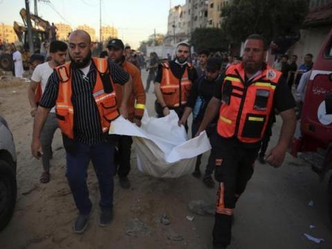 数名哈马斯高级军官被炸死,以色列不再听美国的?