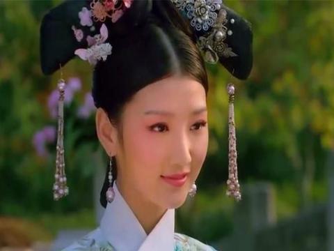 甄嬛传:瑛贵人真的只是一个普通丫环?你看皇帝说了什么