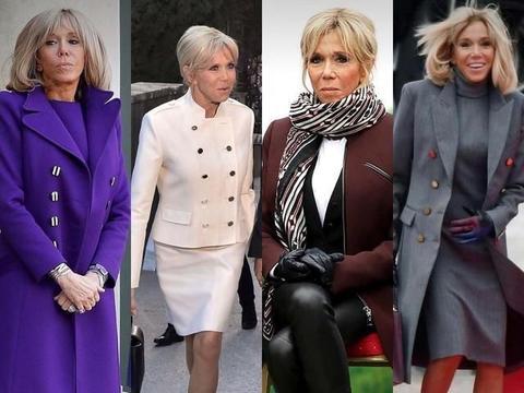 布丽吉特穿绿裙、踩高跟好优雅,看不出67岁了,公主编发似少女!