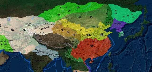 北魏最后一位皇帝,先被高欢挟持,后被宇文泰弑杀!