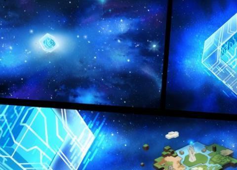 迷你世界起源故事爆料,一切的源头,居然是因为一个立方体