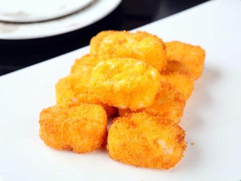 教你营养美味的土豆泥山药饼,一口吃下去美味十足,孩子们超喜欢