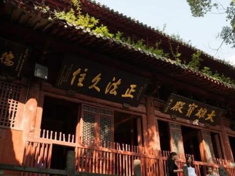 成都低调的一座千年古寺,藏有一尊最大乌木观音像,却鲜为人知
