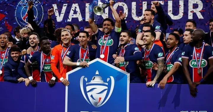 法国杯:巴黎圣日耳曼夺冠