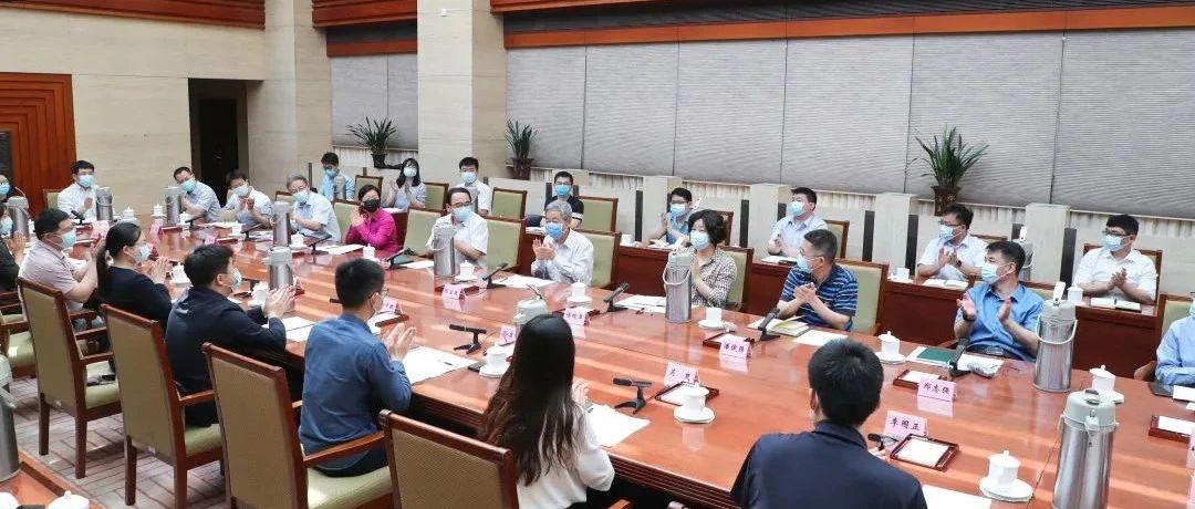 党史学习教育专题联学活动中,教育部长陈宝生对教育系统青年干部这样说