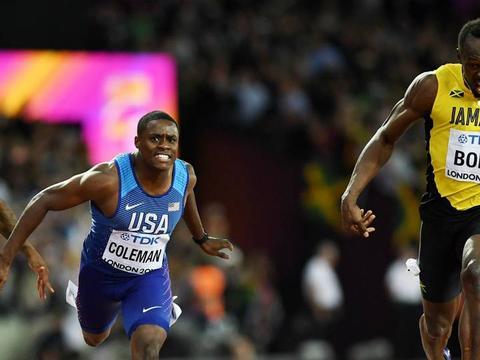 世界男子100米最新排名:苏炳添48位 谢震业22位 布罗梅尔进前十