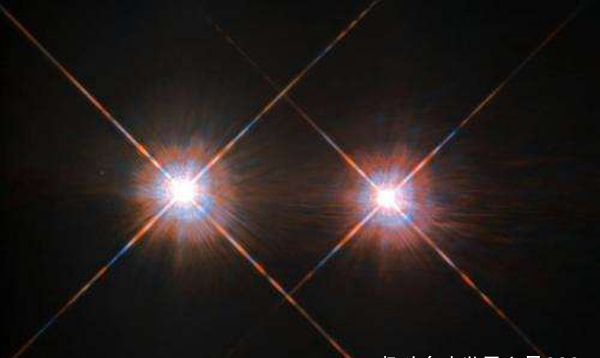 半人马座α星(4.24光年)