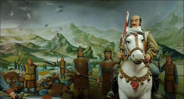 """宋军武器质量低劣以及""""守内虚外""""的国策导致好水川之战大败"""