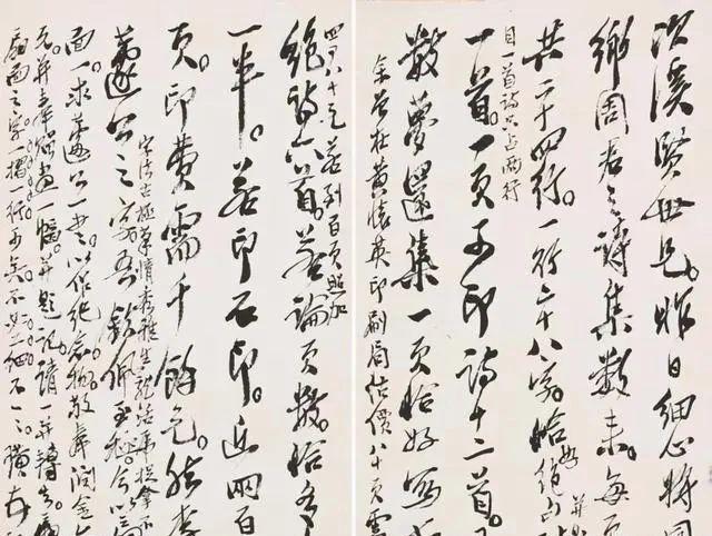 齐白石信札字迹比其绘画题字还要精致,耐看,生辣老到,字字珠玑