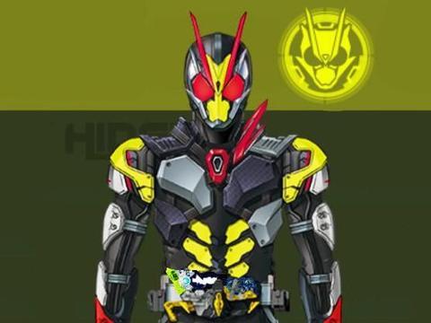 假面骑士:6种拼凑变身形态,绝灭蝗虫很帅气,亚克开启狂暴模式
