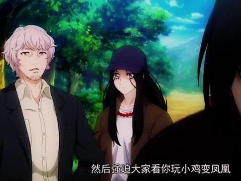 动漫剪辑:冯宝宝与张楚岚的名场面,天师府遛鸟独一份