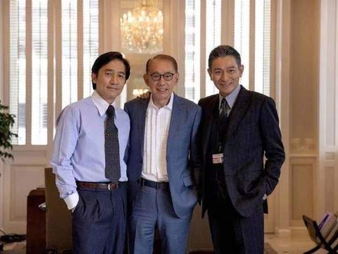 梁朝伟和刘德华同框,杨受成租下总统套房,香港电影还靠庄文强?