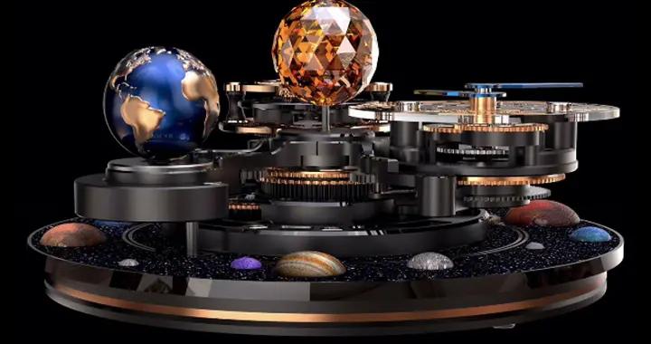 Jacob&Co.杰克宝Astronomia天体系列Solar太阳系腕表十二星座款