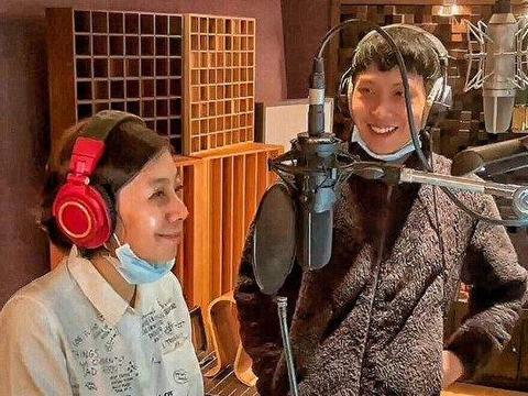 台湾新生代乐团成员谢博安邀妈妈录唱新歌 苏打绿阿福表赞许