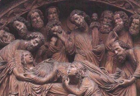 从绘画到建筑,基督教成为罗马帝国国教之后,开始扩大宣传途径