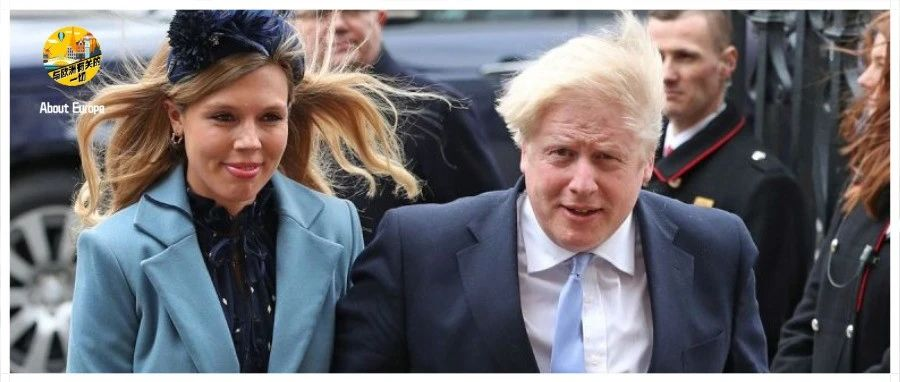 英国首相约翰逊明年将正式迎娶西蒙兹