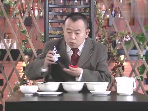 一顿猛吃之后再用减肥茶!