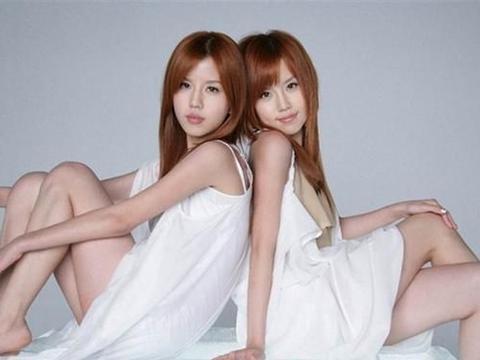 双胞胎女团By2疯传整容越长越不像 姐姐神进化成周海媚