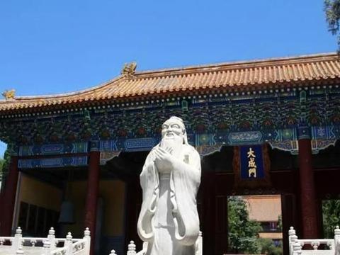 山东一处历代增修扩建的古建筑,是全国重点文物保护单位