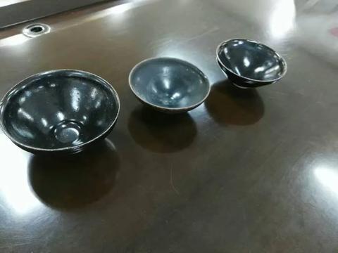建盏之源在上饶!曾钦伟认为:广信古茶盏源于五代,意义非凡