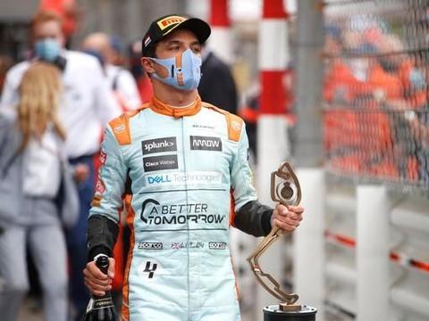 F1迈凯伦车队提前续约兰多·诺里斯:保持未来稳定并防止被挖角
