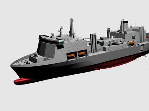 英国海军最大短板,仅剩1艘干货补给舰,如果打仗如何补充弹药?