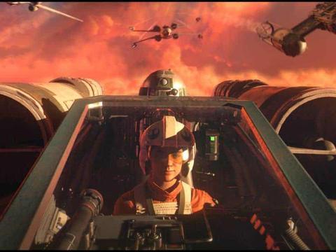 VR游戏《星球大战:战机中队》将在PS Plus上供玩家免费下载