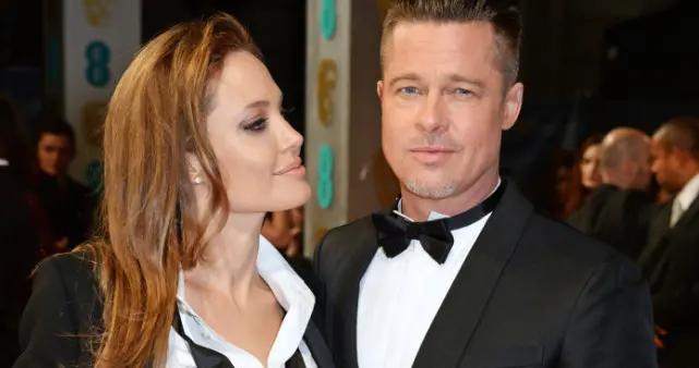 布拉德·皮特离婚近6年,终于赢得共同监护权,朱莉不服要继续上诉