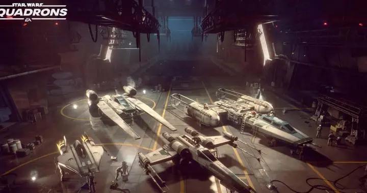 PSN港服《星球大战:战机中队》六月免费试玩