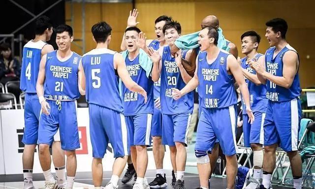 外线不俗内线灾难,中国男篮能否轻取这支头重脚轻的中国台北队?