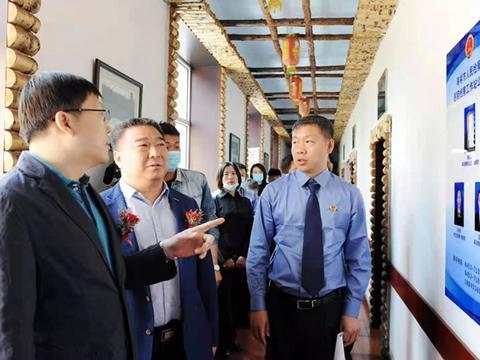 海林市检察院在旅游名地设立巡回检察工作站