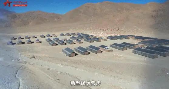 """新型装甲突击车、野战新营房......这些""""黑科技""""都给高原边防官兵安排上啦"""