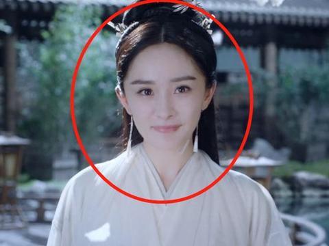 陈小纭露脸杨幂《斛珠夫人》,定妆照出炉时,大家都在说她的鼻子