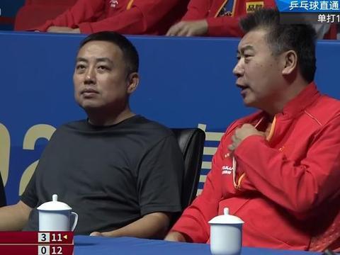 陈梦击败王艺迪晋级,将对决横扫刘诗雯的黑马!